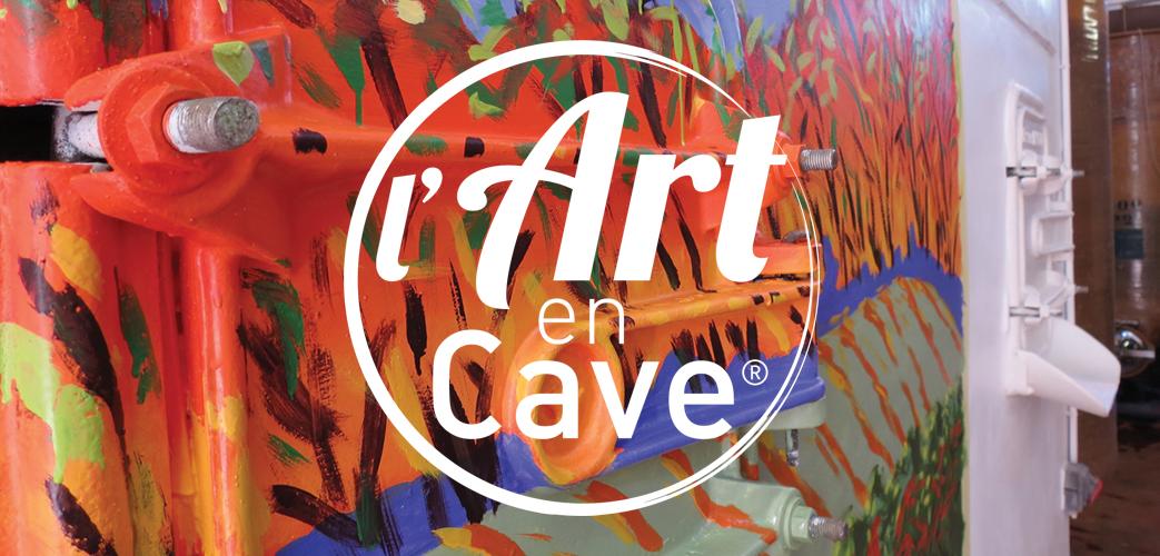cuve de l'Art en Cave