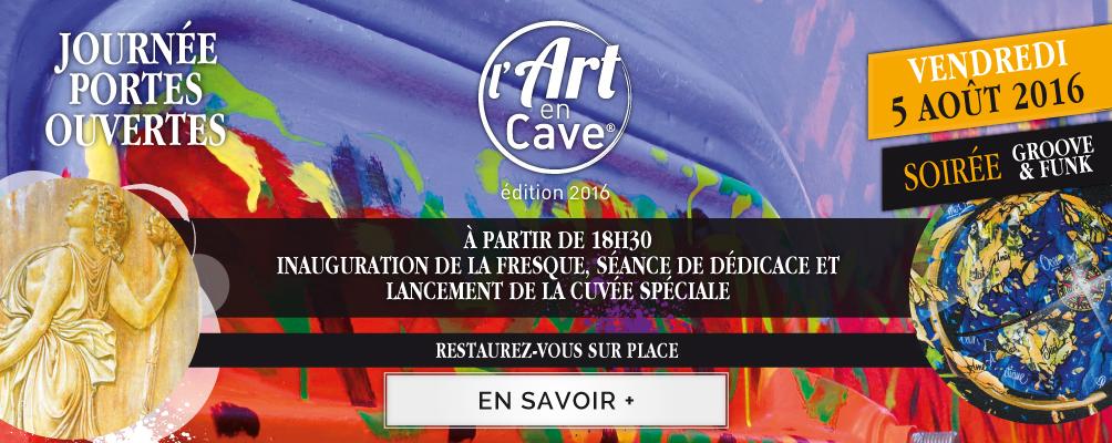 Art en cave 2016