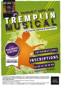 2nd Tremplin Musical 2016